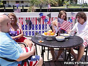 4th of July family fuckin'