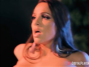 Abigail Mac takes on the monster fuck-stick of Danny D