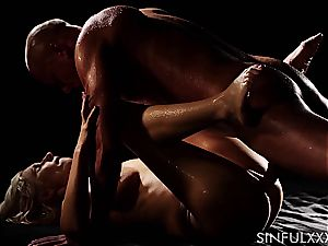 passionate penetrate with the lights off