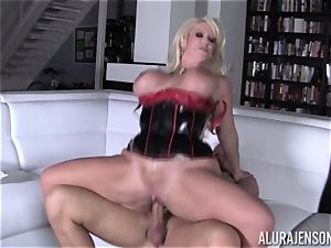 ultra-kinky Alura Jenson displays her spouse a new side of her