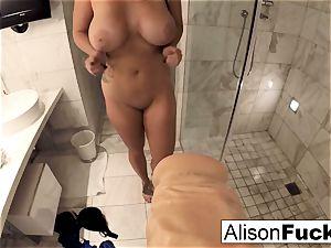 gf practice with Alison Tyler