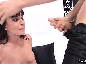 Dana gets her rump torn up by Owen's giant fuck-stick