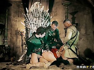 ravaging the queen on of the metal throne one last time