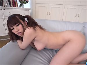 Chisa Hoshino gives head in point of view then plows hard - More at JavHD.net