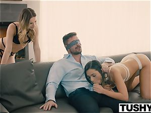 TUSHY Do anal with my bf