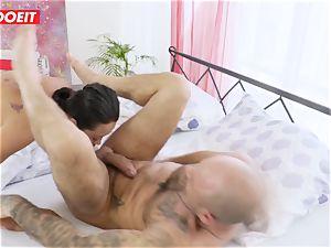 LETSDOEIT - Jureka Del Mar Can Fit Anything in Her vagina