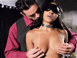 sumptuous honey Anya Ivy porked nuts deep on her tryst