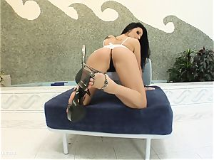 messy creampie vignette with superhot Aletta Ocean from A